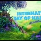 当蓝精灵们听说联合国有一个致力于保护地球和全球人民的大计划时,他们毫不犹豫地参与其中。他们以无限的活力和积极的态度来协助宣传联合国可持续发展目标,庆祝国际幸福日(3月20日)。 #可持续发展目标#旨在保护全球人民和我们赖以生存的地球,使我们过上最快乐的生活。#蓝精灵#