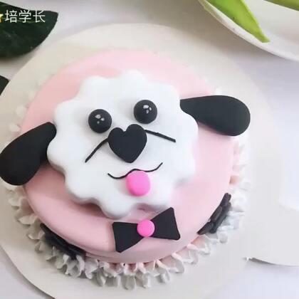 粉粉的狗狗蛋糕🐶🐶🐶蛋糕主体是纸粘土做的,小狗五官是超轻粘土,喜欢就点赞吧~#粘土蛋糕##小狗##手工#购买学长同款的粘土等手工制作材料,点后面👉https://shop59172392.m.taobao.com