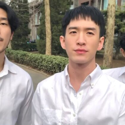 欧巴唱韩文版《五月天串烧》,每个人心中都有一首五月天