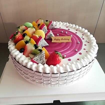 #美食##蛋糕##甜品#终于可以更新作品了,美拍系统维护了一周😢,陆续更新,宝宝们多多支持喔❤️