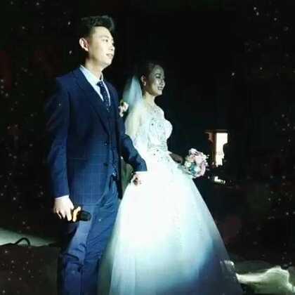 #婚礼现场##我要上热门##家有喜事#今天是3月22号老姨家弟弟结婚,祝福他们恩恩爱爱,白头偕老!💝💍💏💘💏💏💏💏💏