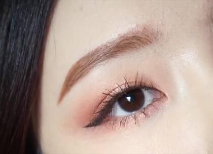 几个平价的眼影,就能化出这么好看的日常眼妆,你确定不来学习下?