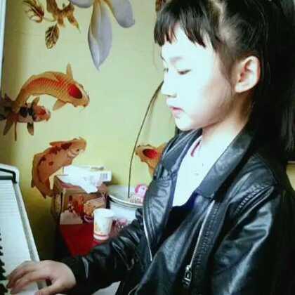 #钢琴片段#歌曲自嗨自学弹,声乐课堂刀马旦片段#宝宝##张佳琦#