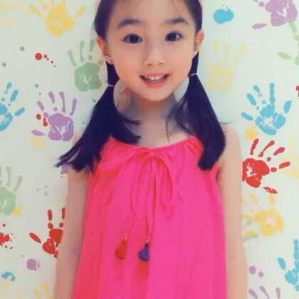 适合儿童的手势舞@宝宝频道官方账号 @美拍小助手 #精选#