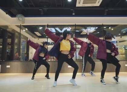 厦门E-Five流行舞蹈工作室 里里老师 JAZZ 课程#热门##舞蹈#@美拍小助手