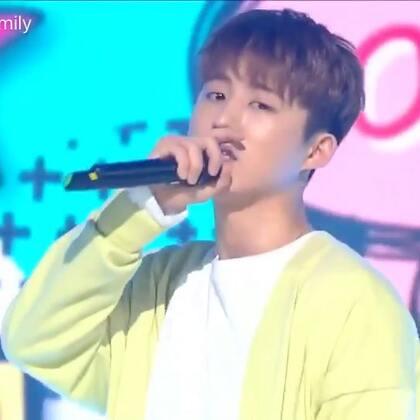 #超好听的现场live# iKON -《RUBBER BAND》今日SBS'人气歌谣' 告别舞台,享受末放舞台的康康,iKON TV 见!#音乐#