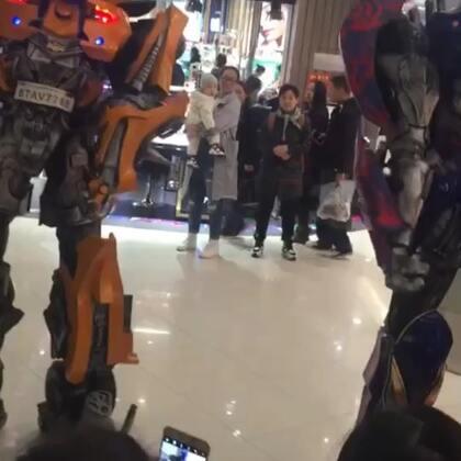 【中国变形金刚第一人美拍】04-02 14:55