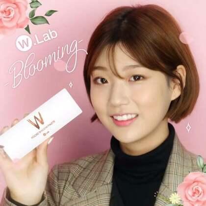 最初的印象很重要 ~ ♥ 要给人清纯美丽的形象的话~?🤗 #wlab# 眼影盘-Blooming-