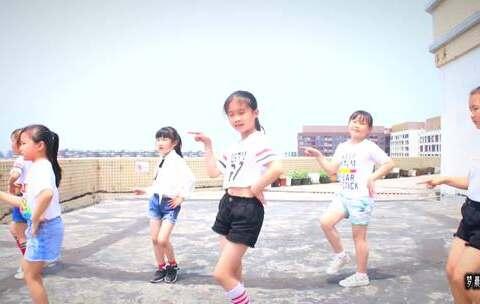 #舞蹈#少兒爵士舞課程,啟蒙班新生good time,都