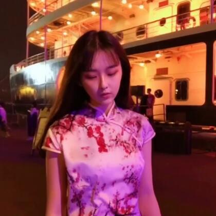 #中国旗袍##精选#知音号🚢