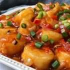 #i like 美食#夏季来了,开胃下饭菜是我的首选,一盘糖醋豆腐可以三碗米饭下肚的我难怪瘦不下来。#美食##云朵的食光记#