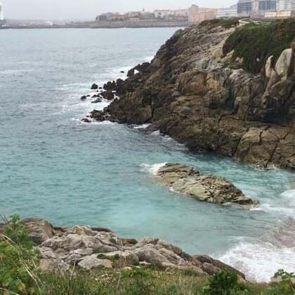 坐标:Spain。要是天气好,会非常美。#旅行##精选##小伟伟伟伟的旅行日记#