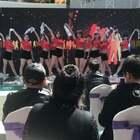 #舞蹈# 今天比赛完整版 11个人的#蹦迪舞#