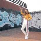 不知道你们会不会喜欢!有亮点,哈哈!@172雪球🌹 @舞蹈频道官方账号 #精选##舞蹈##蹦迪舞#