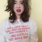 #头发要扎紧一点才漂亮#为什么要和头发过去不去??