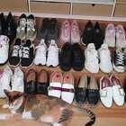 脆皮日常鞋子红黑榜,永不妥 「鞋」!身患缺鞋癌身高160cm蜈蚣脚少女带你奔赴精致生活。我们要过:手上有包,脚上有鞋,卡里有钱and心里有你你你#穿秀##高颜值##化妆之后的你#