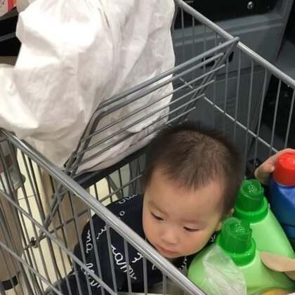 这孩子可能是充话费送的😂😂😂#宝宝#
