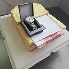 #美食##蛋糕##甜品#真幸福,这么有心的妹子给我来一打😄