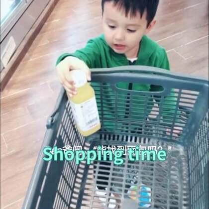 又回到上海,住下酒店后,就在旁边的进口超市买些DanDan爱吃的食品。@美拍小助手 @宝宝频道官方账号 #宝宝##购物##我要上热门#