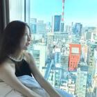 #i like 美拍#之前去东京拜访品牌方的时候拍的照片了😆安静的夜晚 浪漫的东京❤️