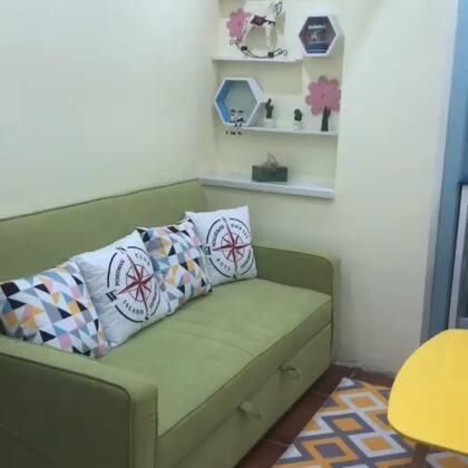40多平的小户型,温泉度假房的装修设计,分享给大家