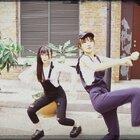 漏網鏡頭 練舞畫面 #搞笑##逗比的日常#