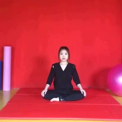 #i like 美拍##运动#瑜伽小课堂🧘♀️分享之:站式一式