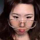 男盆友嫌我丑,化个妆迷死她😜#我丑我会化妆啊#@美拍小助手 我要上热门