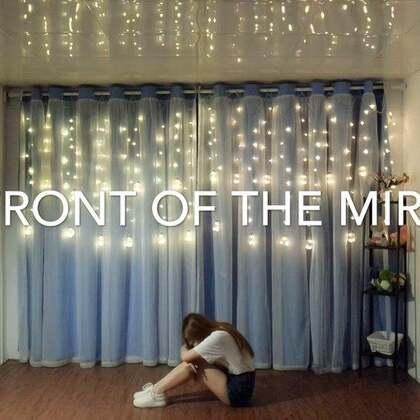 在镜子前-Glam🎤一个很有实力并且快出逼的女团☹️听说因为这样后来大黑都不敢收女练习生了😣下周跳个问号舞吧@敏雅可乐 #舞蹈##敏雅音乐#