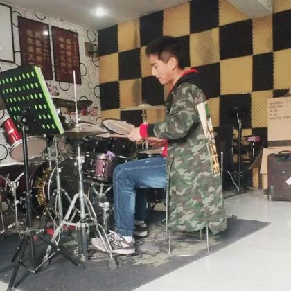 我们小佟演奏《linear drum fill》手脚配合线性练习。节奏清晰干净好听。体现了我们小佟的演奏实力与技术。👏👌👍