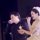 新人婚礼现场演唱《凉凉》高配版,厉害!😂