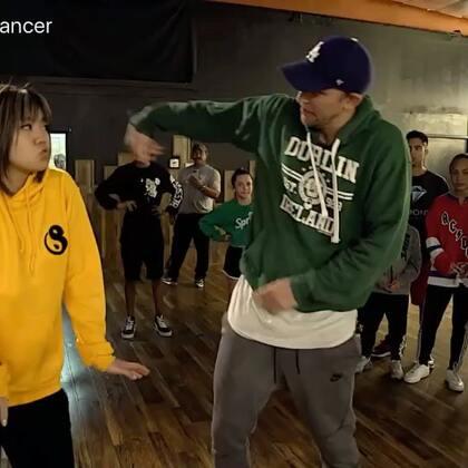 #音乐# FREAKY FRIDAY - Chris Brown & Lil Dicky Dance _ Matt Steffanina ft Bailey Sok #舞蹈#
