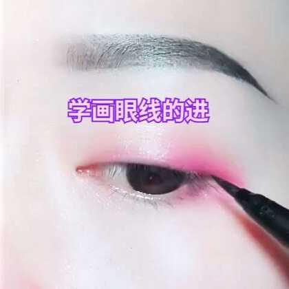 这款眼线笔可好用了@美拍小助手 #美拍助手,我要上热门##美妆#