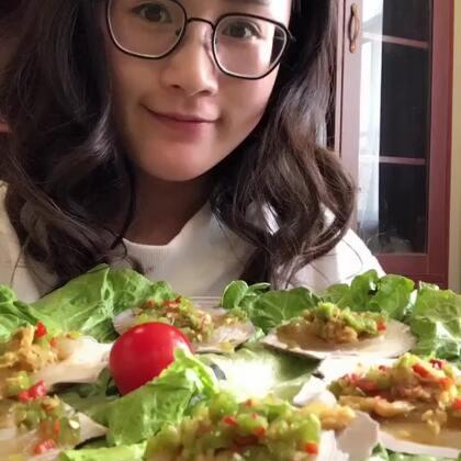 #i like 美拍# 最近拍视频找到了最初玩美拍的感觉,一个字,狂野😆 http://item.taobao.com/item.htm?id=563198184212 粉丝扇贝的调料包简直就是我的菜,有毒,吃了会上瘾🤣🤣