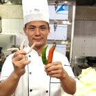 """#美食##地方美食##美食作业#厨师推介下酒菜""""椒盐鸭舌""""喜欢就点点双击"""