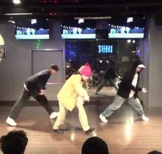 【街舞情报局™】🇯🇵ゆちゃてむ坊主 hiphop dance showcase🎵⚡#oldschool hiphop##街舞##舞蹈#
