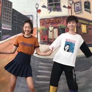 小姐姐摇摆舞跳的很好,我也来学习下。我跳的怎么样?🐶#精选##搞笑##摇摆舞#
