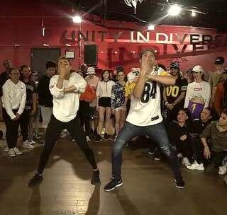 Drake - 'God's Plan' 编舞Matt Steffanina#舞蹈##我要上热门#