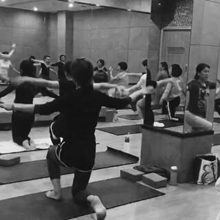#原创舞韵瑜伽#会员版 满满正能量