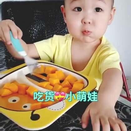 #小缘宝##宝宝##吃秀#