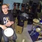 #音乐##非洲鼓##手鼓# 非洲鼓 手鼓 王妃 凯文先生