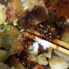 #美食##街边小吃#@美拍小助手 锅巴土豆,点赞的宝贝接下来会有好运发生额 ,需要你们的小❤️ ❤️点个赞吧 么么哒