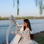 谢谢美拍的朋友的支持哟~你们喜欢我弹钢琴还是竖琴?#音乐##精选##女神#
