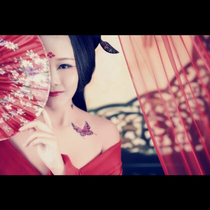 #精选##汉服##盘子女人坊古装#