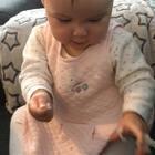 #宝宝##萌宝宝##荷兰混血小小志&柒#时差没有倒过来,看到这一幕头好疼啊啊啊