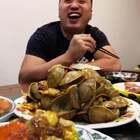 回沈阳啦,虽然在大连胡吃海喝好几天,还是挺想念大刘做的菜的。#吃秀##刘氏夫妇#