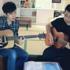 弹唱 马飞 《长安县》 @走灰 练练玩#音乐##吉他弹唱##旧日默片#