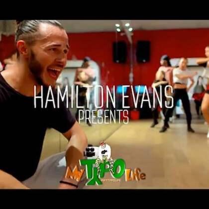 Hamilton Evans Choreography Song: Nicki Minaj-Chun-Li #nicki minaj麻辣鸡#