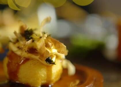 土豆居然可以做章鱼小丸子?#美食#