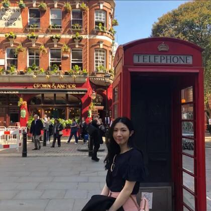 英国伦敦出差&旅游🇬🇧🐟🍟🍔💃🏻❤️ #旅游##旅行##伦敦#